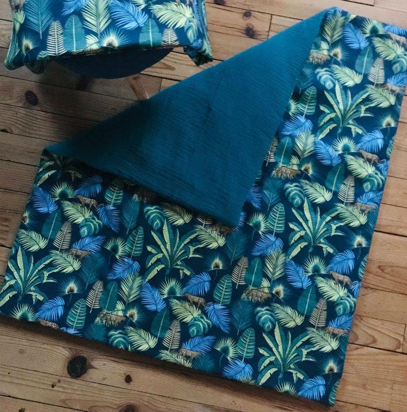 0-3 Mois B/éb/é Naissance Gigoteuse d/'Emmaillotage en Coton Doux Couverture Emmaillotage Bonnet b/éb/é ZEVONDA Couverture pour B/éb/é Blue
